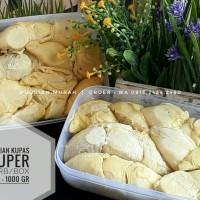 Durian Kupas Medan Kualitas Super