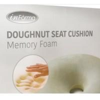 Bantal Donat Kesehatan   Informa Doughnut Seat Cushion Memory Foam