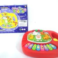 Mainan Anak Bayi Animal Piano Suara Binatang