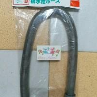 SELANG BAK CUCI PIRING PVC (MJS) BCP SINK PEMBUANGAN PLASTIK CUCIAN
