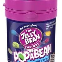 The Jelly Bean Beans Factory Popa Bean Candy 100 gr Permen jell Lunak