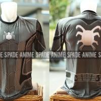 kaos spiderman homecoming black symbiote (spade anime)