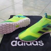 Futsal Adidas Tango Ace17+ Purecontrol TF - Solar Green