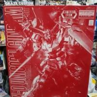 MG 1/100 Unicorn Metalic Gloss Injection Gundam limited