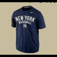 Tshirt-Baju-Kaos NEW YORK BASE BALL Keren