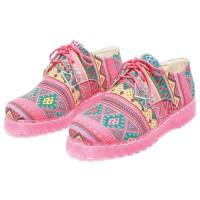 Sepatu Wanita - Boots Docmart Pink cantik / sepatu pesta perempuan bsm