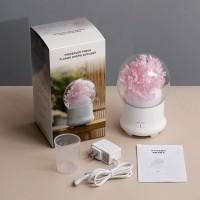 Immortal Etenal Flower Humidifier Elegant Aroma Difusser 7 Color Light