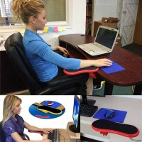Computer Armrest Adjustable Arm Wrist Rest Support