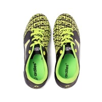 Ardiles Sepatu Men New Campista Futsal sepatu sekolah Hitam/Hijau Ci