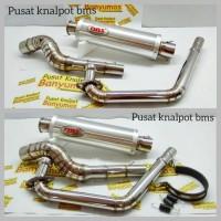 Knalpot DBS Satria Fu / DBS Thailand Full set