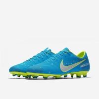 Sepatu Bola Nike Mercurial Victory VI NJR Blue White Green Original