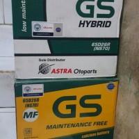 Aki GS Astra Hybrid NS 70
