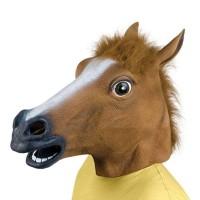 topeng kuda unicorn, horse mask, unicorn mask, topeng kuda, hallowen