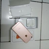 Second iPhone 6s 16gb Rosegold Mulus 98% Original Silent Camera