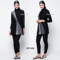 Baju Renang Muslimah Premium Ukuran XXL Dewasa EFC-009