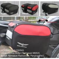 TAS MOTOR SIDEBAG BAGASI SAMPING UNTUK SEMUA MOTOR INC NMAX PCX