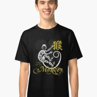 Atasan/Kaos/T-Shirt/Chinese Year of the Monkey