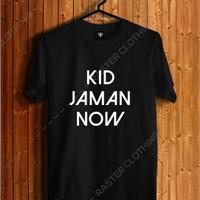 Kaos Baju Distro / Kid jaman now / Keren