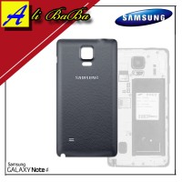 Backdoor Samsung Galaxy Note 4 N910 Tutup Baterai Back Cover Battery