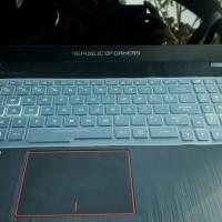keyboard protector For Asus ROG 15.6 GL553V FX53VD FX53V