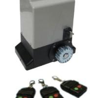 Autogate Sliding Oilbath / Mesin Pintu Pagar Gerbang Otomatis - 1200kg