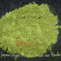 Matcha Green Tea ORI JAPAN - Minuman maupun bahan Baking Kue