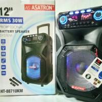 speaker meeting bluetooth portable Asatron HT 8871 UKM+2 mic wireless