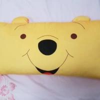 Bantal Karakter Korea Winnie The Pooh Yellow