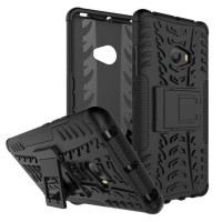 Case Rugged Xiaomi Mi Note 2 Stand Soft+Hard Back Dual Armor Cover