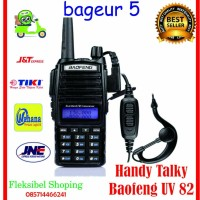 Handy Talky Baofeng UV 82 bisa COD/bayar dtempat ht uv82