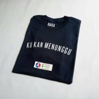 Kaos Baju T Shirt Raisa Usai Disini / Ku Kan Menunggu / Raisa T Shirt