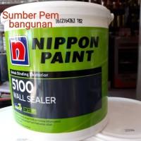 Cat Dasar Wall Sealer 5100 2,5 L 4 kg Eksterior Nippon Paint