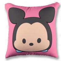Mickey Minnie Mouse Tsum Tsum Bantal Sofa Bantal Mobil 40 x 40 cm