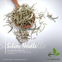 Artisan Cafe Tea Silver Neddle White Tea Teh Putih Lokal Indonesia 10g