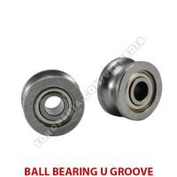 624ZZ Ball Bearing U Groove Pulley Bearing