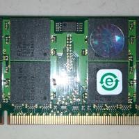 RAM Laptop KINGSTON SODIMM DDR PC2 5300 1GB