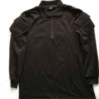 long black tactical/combat shirt cotton 20s/kaos taktikal panjang