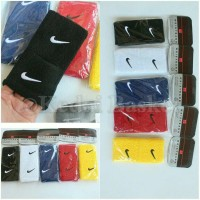 Sport Wristbands Armband Ban Tangan Nike Olahraga Basket Badminton