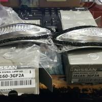 lampu sen sign spion grand livina new L11 100% GENUINE 26160/5-3GF2A