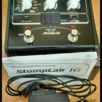VOX Efek Gitar Stomplab SL1G plus Adaptor
