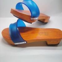 Sandal BAKIAK / GAPYAK Kayu Asli Wonosobo