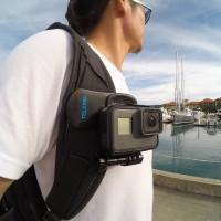 TELESIN Backpack Clip Clamp Mount For GoPro Hero 6 Hero 5 Xiaomi Yi