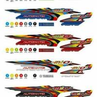 Sticker / Striping Variadsi Thailand Mio (MIO Z Sporty)