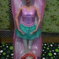 Disney Princess Ballerina Ariel doll