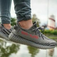 sepatu sneakers adidas yeezy beluga 2.0  keren cowok cewek