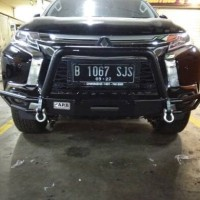 Overlend anak bamper arb fortuner pajero ford everest triton dll