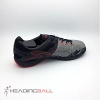 PROMO Sepatu Futsal Specs Original Metasala Combat Cool Grey Black 40