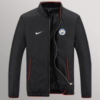 Jaket Black Manchester City