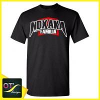 Kaos NDX AKA Familia Terbaru Distro Style Size XS S M L XL XXL