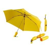 KUNING Payung Pisang Lipat Banana Umbrella